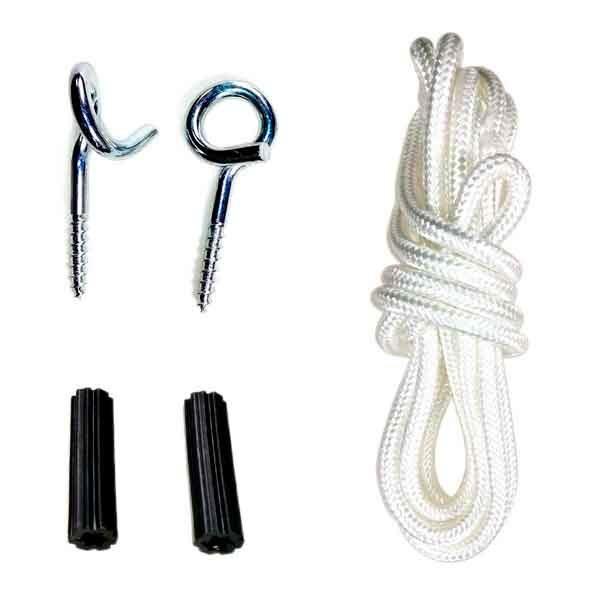 kit básico para colgar hamacas